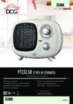 PTC0158-Šildytuvas 1500W